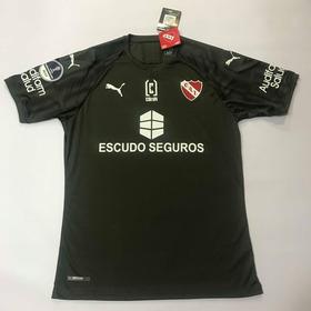 Camiseta Arquero Independiente Martin Campaña Sudamericana