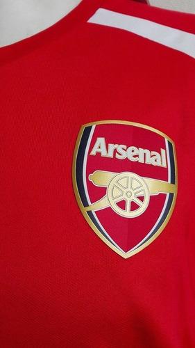 camiseta arsenal 2014-2015 titular nueva original puma