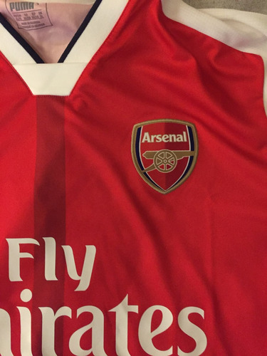 camiseta arsenal 2016/2017 - xl - nueva - alexis 7