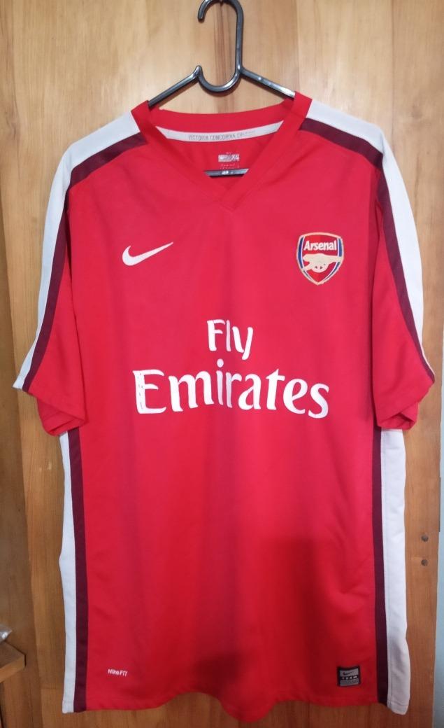 Inglaterra Arsenal Camiseta 2008 Nike950 00 54ALqj3R