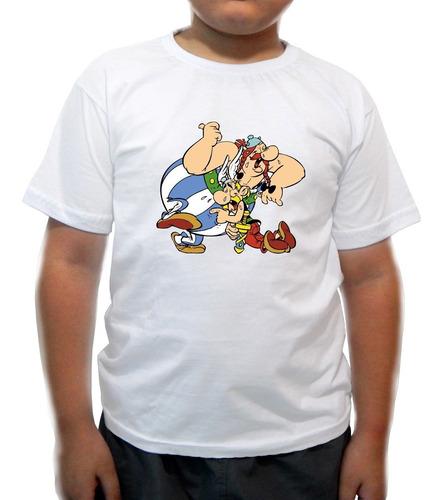 camiseta asterix e obelix