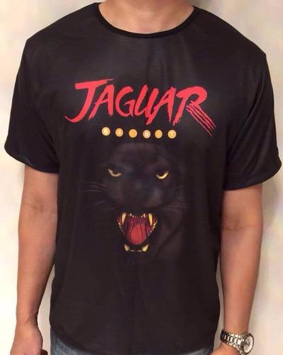 camiseta atari jaguar vgdb