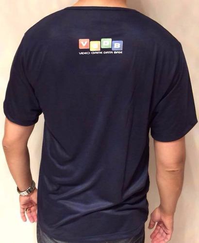 camiseta atari lynx vgdb