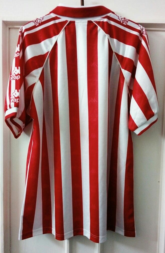 8f70e4fb639e3 camiseta athletic bilbao españa 1996 kappa original. Cargando zoom.