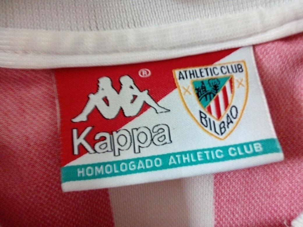 df26e7ef05685 camiseta athletic bilbao españa 1996 kappa original. Cargando zoom.