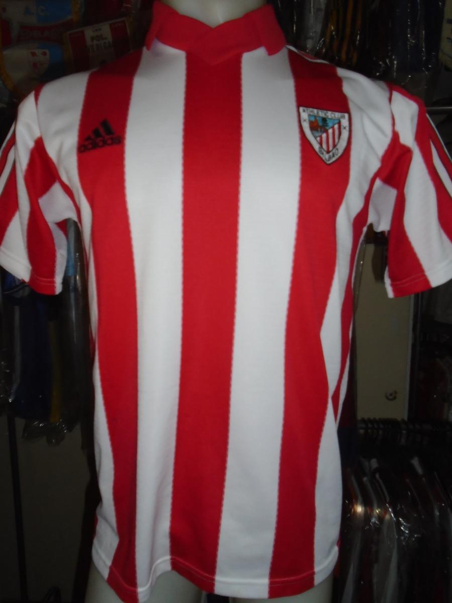 ba3e26ed667f1 Camiseta Athletic Bilbao España 1999 2001 Guerrero  8 T. M -   2.000 ...
