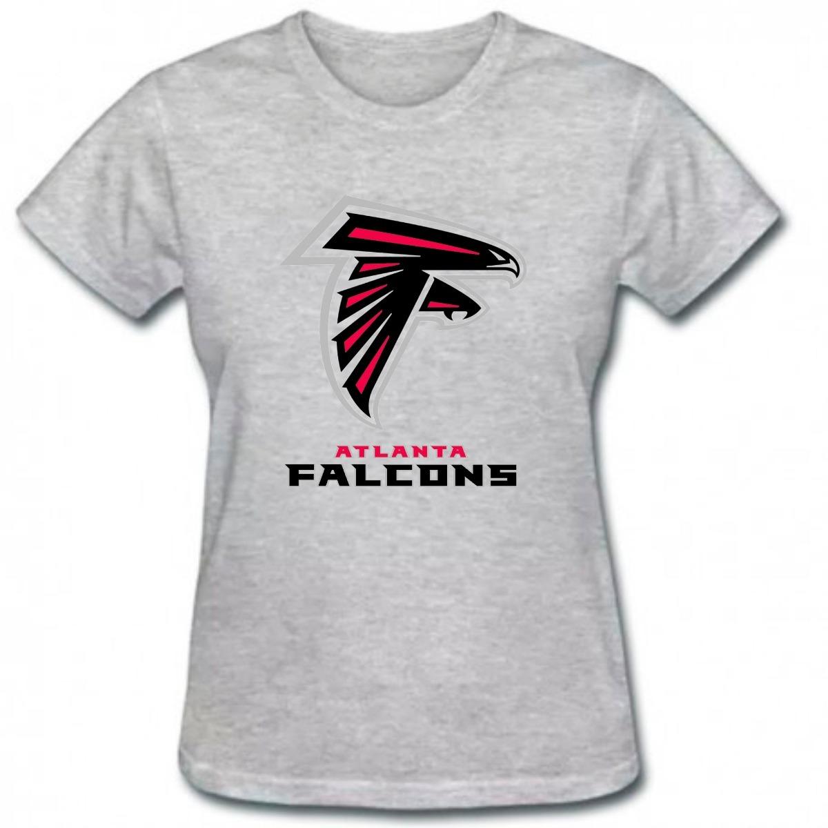 8473dbd0aca5b camiseta atlanta falcons baby look nfl futebol americano. Carregando zoom.