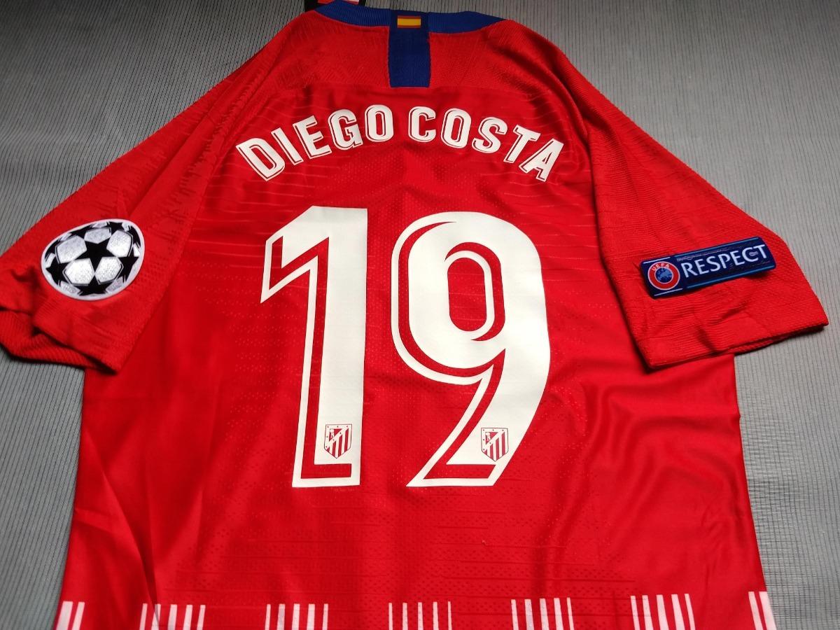Camiseta Atletico De Madrid 2019 Personalizada Champions -   190.000 en Mercado  Libre 378909b521034