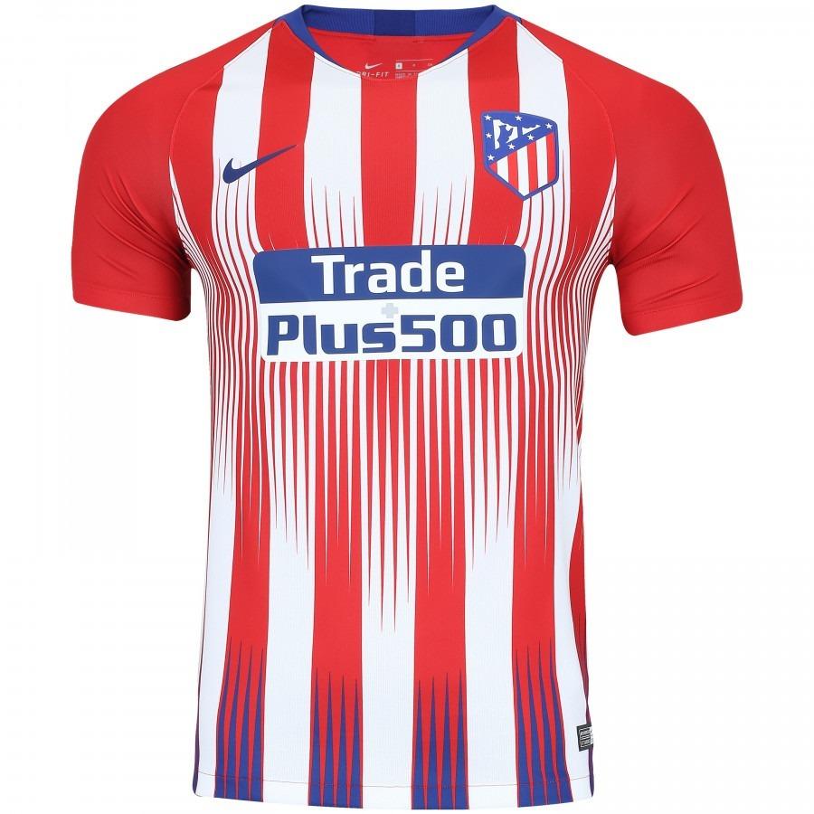 de5ba28617eba camiseta atletico de madrid futebol camisa atletico madrid. Carregando zoom.