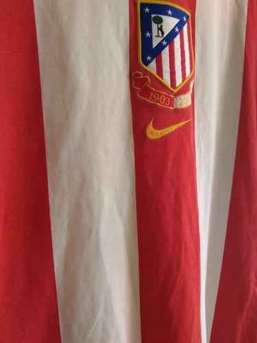 camiseta atlético madrid 2002-2003 (centenario), nike