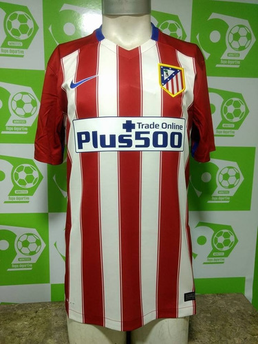 camiseta atlético madrid 2015-2016 titular nike original