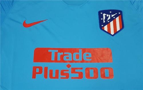 camiseta atlético madrid 2019 visita celeste nueva griezmann