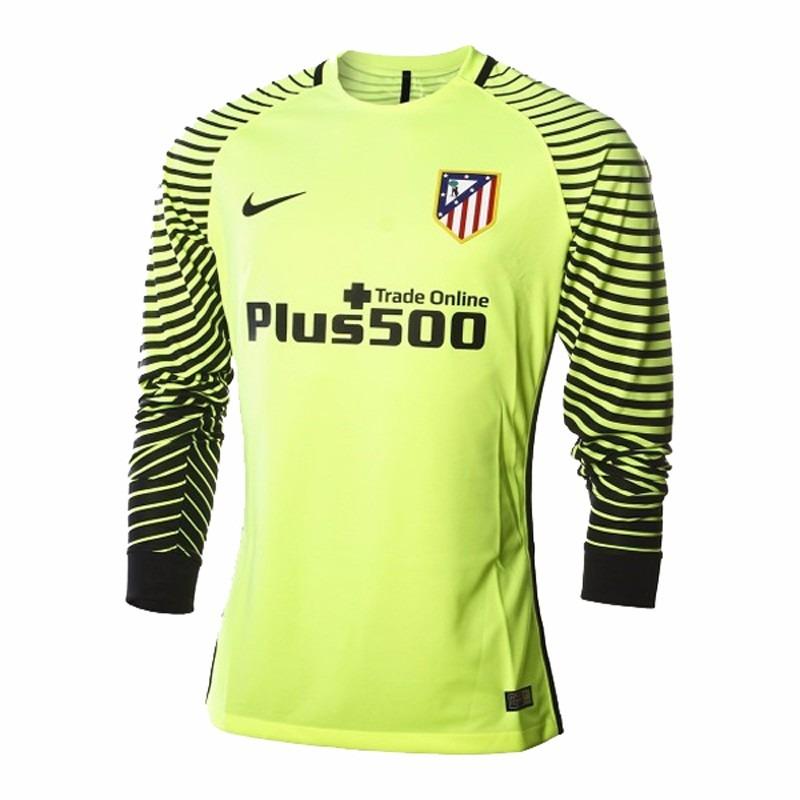 Camiseta De Arquero Atlético Madrid Nike 2017 -   1.699 1f2380c7ffe2d