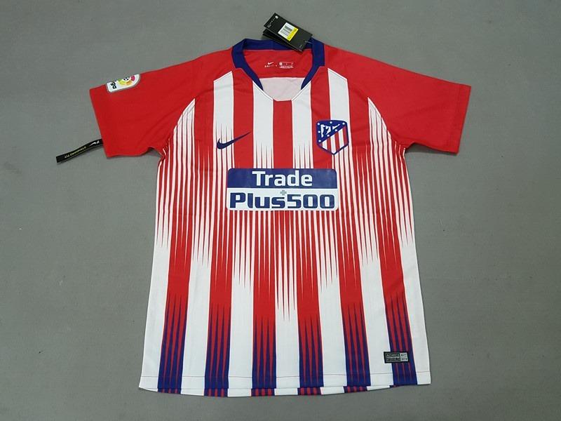 Camiseta Atletico Madrid 2018 2019 Griezmann Godin -   1.399 7a7e25dacb907