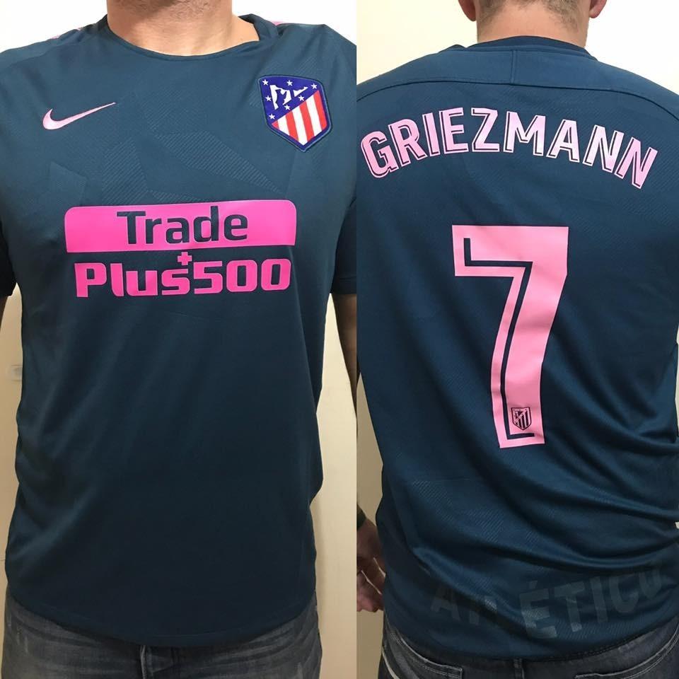 Camiseta Atlético de Madrid Griezmann