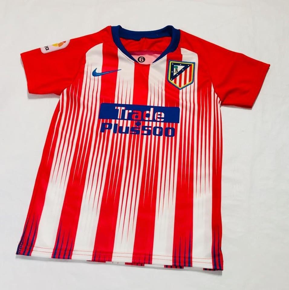 fff4acb3d17f7 Camiseta Atletico Madrid Griezmann Chicos -   420