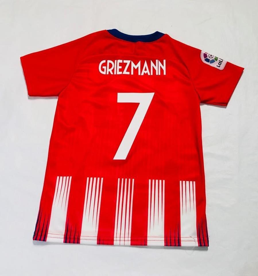 6a9225e18263d camiseta atletico madrid griezmann chicos. Cargando zoom.