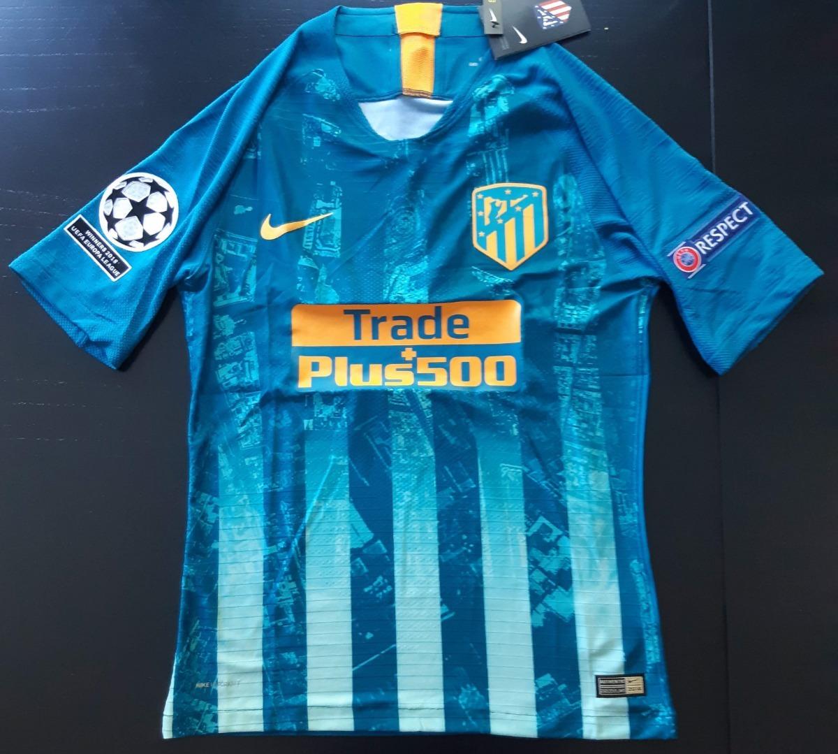 3f4047a82 camiseta atletico madrid match alternativa 2019. Cargando zoom.