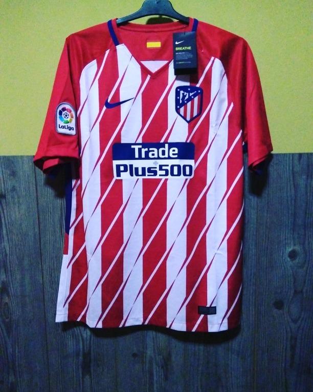 Camiseta Atlético Madrid Nike adidas Jordan Reebok Puma Nba - S ... 4ebfcf335b4