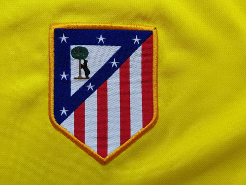camiseta atlético madrid visita 2003-04 original