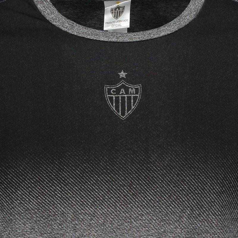 1cc9e2dcd3 Camiseta Atlético Mineiro Degradê - R$ 44,90 em Mercado Livre