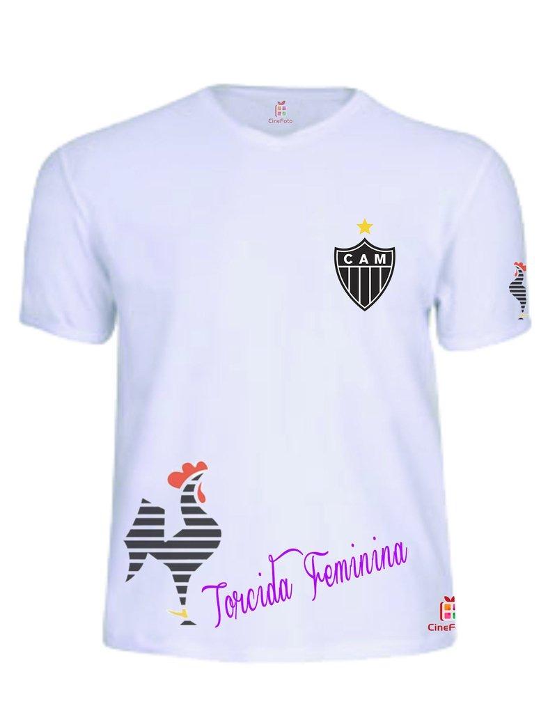 e6be48176 Camiseta atletico mineiro torcida feminina galo carregando zoom jpg  787x1024 Mercado livre camisa atletico mineiro