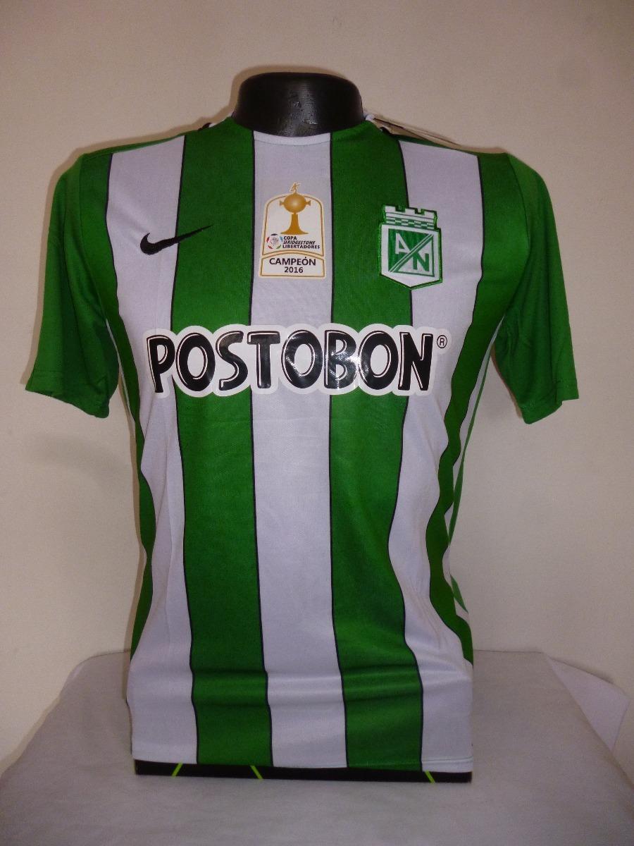 1290d77046d Camiseta Atlético Nacional 2016 Local - $ 40.000 en Mercado Libre