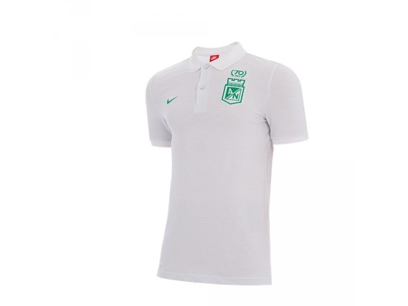 7d824f2438d0a Camiseta Tipo Polo Atlético Nacional 2017 Nike -   135.900 en ...