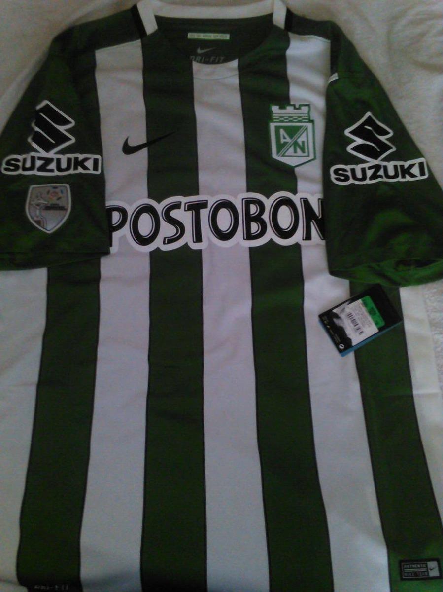 Camiseta Atletico Nacional Copa Libertadores -   320.000 en Mercado ... b3ca21aad6d54