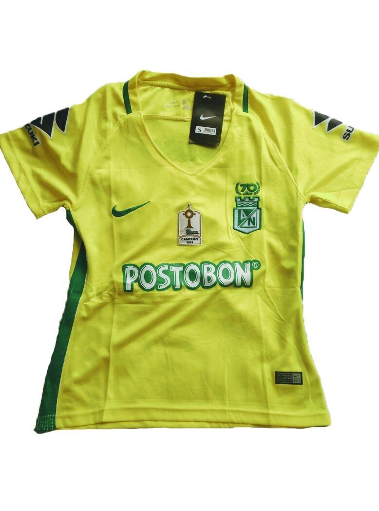 Atlético Dama Dama Nacional Camiseta Atlético Camiseta Nacional wuOkXZiPT