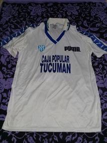 Sollozos Gimnasio Reciclar  Plotter Puma - Fútbol Camisetas de Club nacional 1996 Blanco en Mercado  Libre Argentina