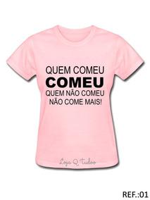 d38db497d9 Camiseta Despedida Solteira - Camisetas e Blusas no Mercado Livre Brasil