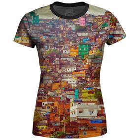 af2fcbb99 Favelada - Camisetas no Mercado Livre Brasil