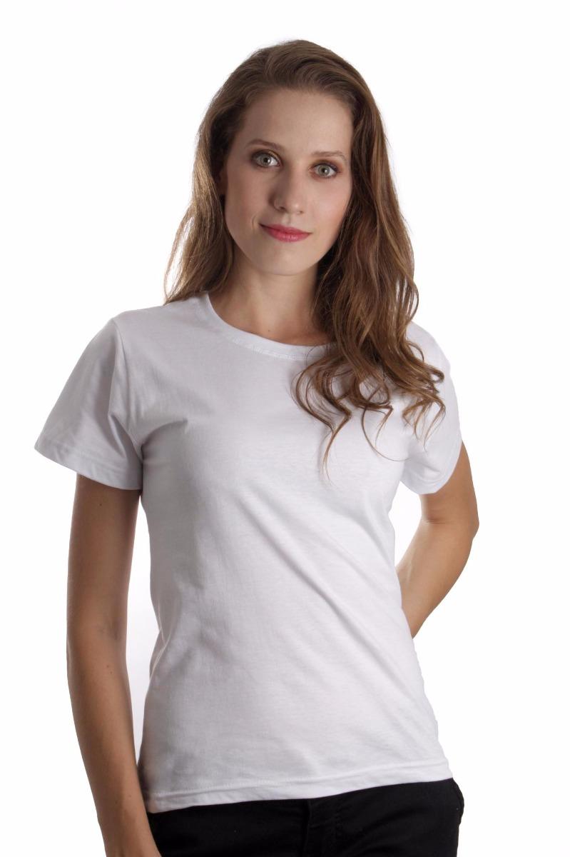 camiseta baby look feminina lisa básica blusinha algodão. Carregando zoom. 6c8ac20207d60