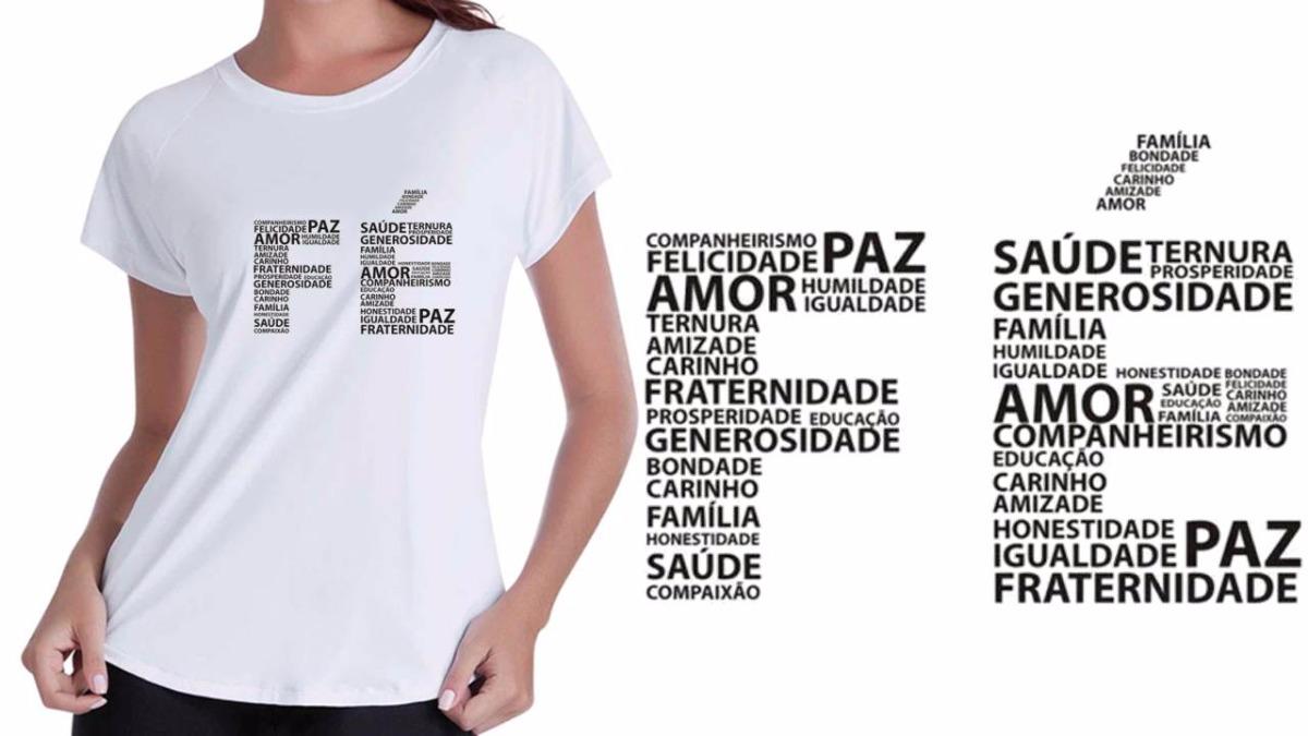 0c56f7981 Características. Marca Q Tudoo  Modelo Gospel   Evangélica  Gênero Feminino  ...