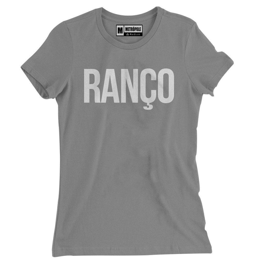 Camiseta Baby Look Ranço Frases Tumblr Roupas Femininas Moda R 35