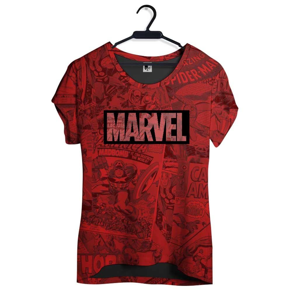 Camiseta Baby Look Vingadores 3974eeee0defe