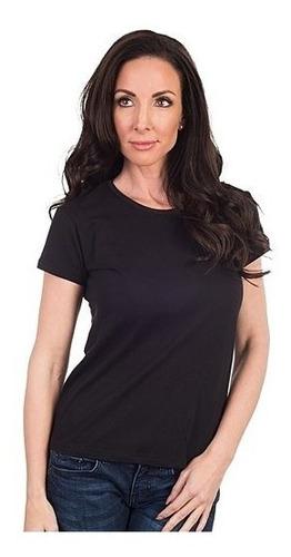 camiseta babylook feminina 100% algodão blusinha básica lisa