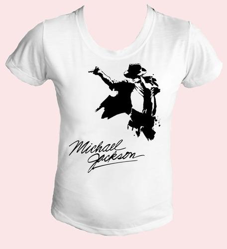 camiseta babylook feminina michael jackson 01