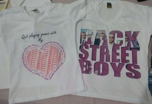 camiseta backstreet boys brasil bsb