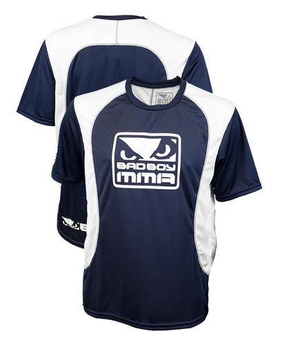 camiseta bad boy performance combat mesh training ufc
