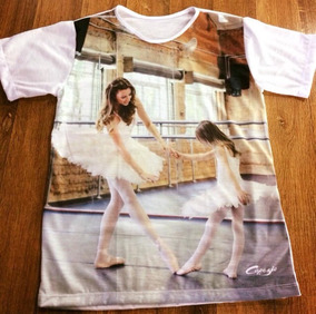 58689b00d1 Camisetas De Ballet Capezio - Calçados