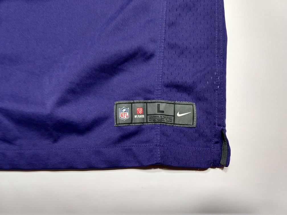 camiseta baltimore ravens nfl nike flacco talle l juvenil. Cargando zoom. bf14a70a34eed
