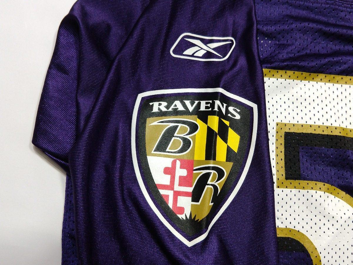 062e69306 camiseta baltimore ravens nfl talle xl  52 r.lewis football. Cargando zoom.
