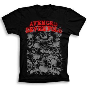 Camiseta Banda - Avenged Sevenfold  - Nosale Store.