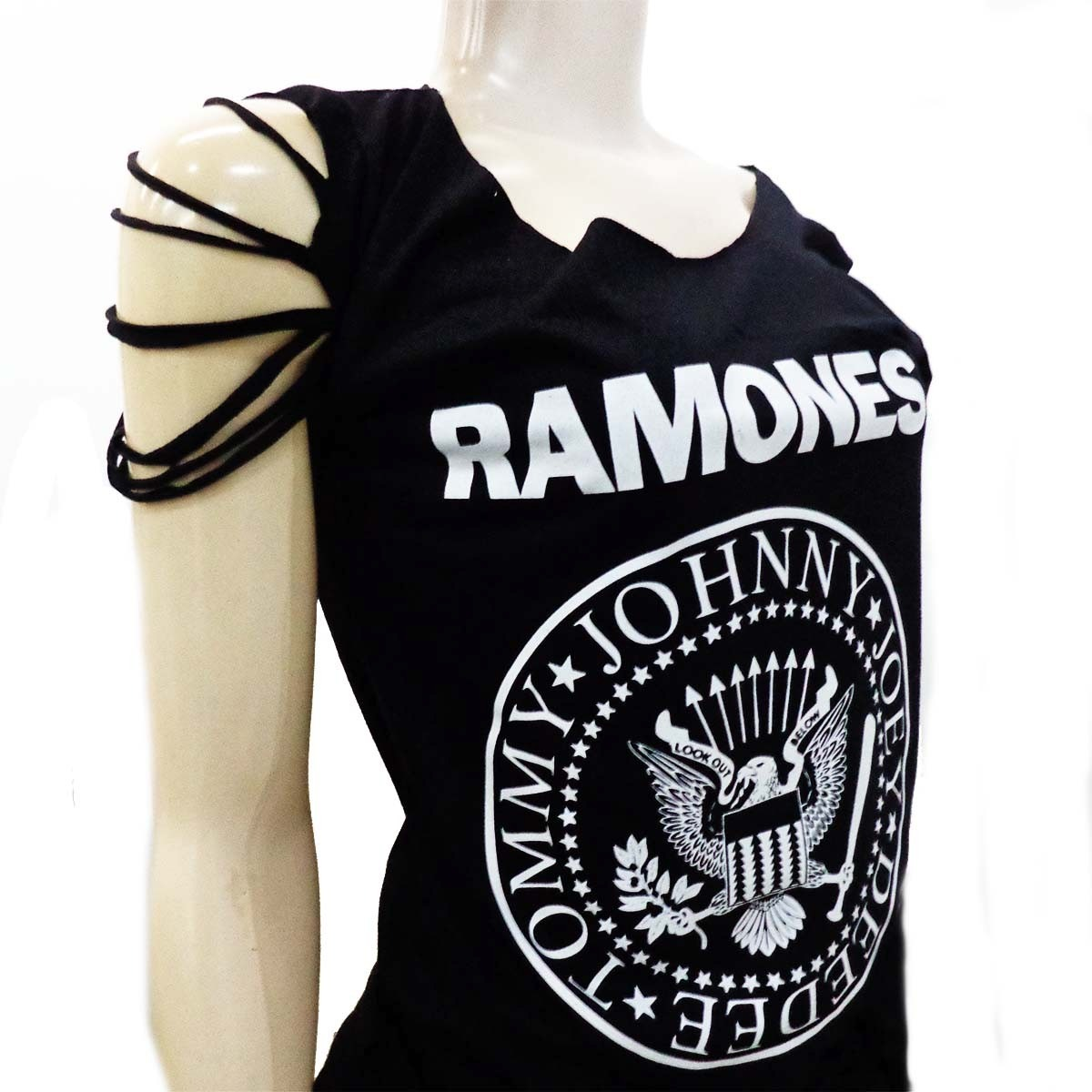 Compra rock camiseta online al por mayor de China