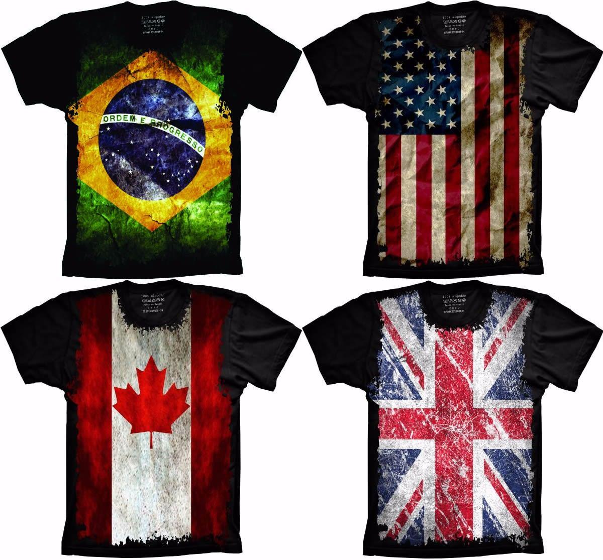 51b095c02d camiseta bandeira estados unidos america tshit camisa eua. Carregando zoom.