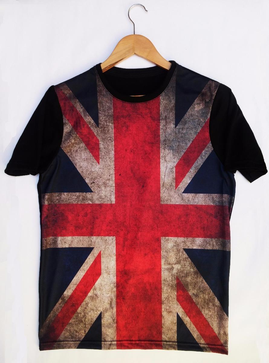 2e9ed2f5db camiseta bandeira inglaterra - promoção - top. Carregando zoom.