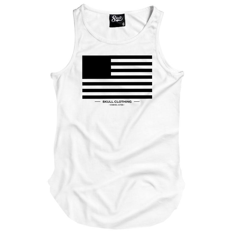 6024cd3e09 camiseta bandeira swag eua regata masculina - pronta entrega. Carregando  zoom.