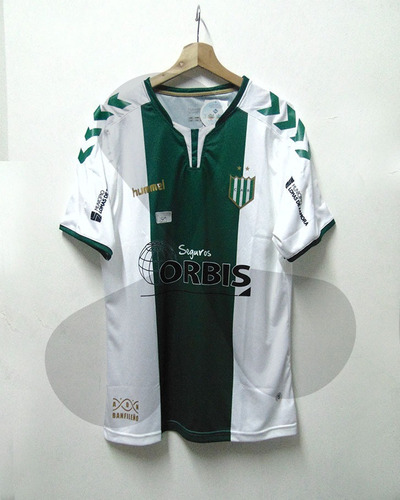 camiseta banfield alternativa hummel 2018 + numero de regalo